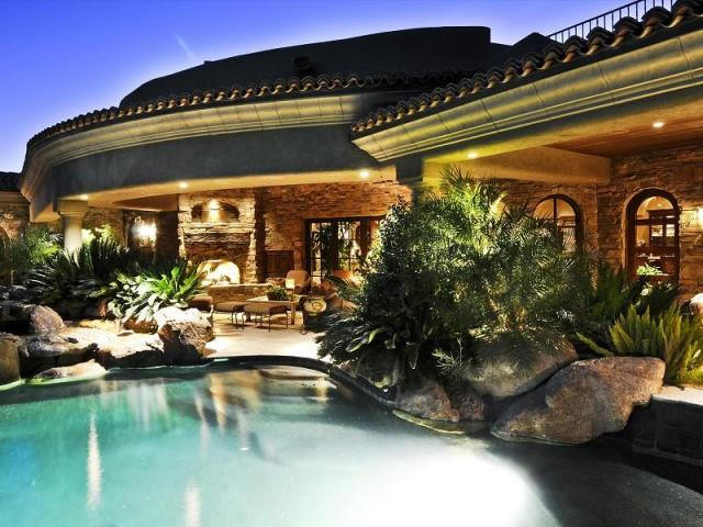 Troon fairways scottsdale arizona real estate az home for sale for Million dollar homes for sale in las vegas