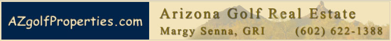 Arizona Golf Properties Sotheby's Arizona Golf Real Estate Realtor